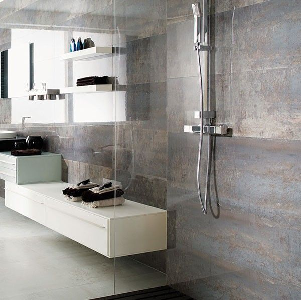 Porcelanosa Shine Dark Setting Tile Pinterest Dark And Spaces