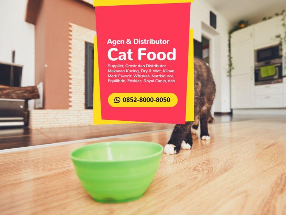 Leandro Makanan Kucing Makanan Kucing Maxi Cat Food Ration Cat