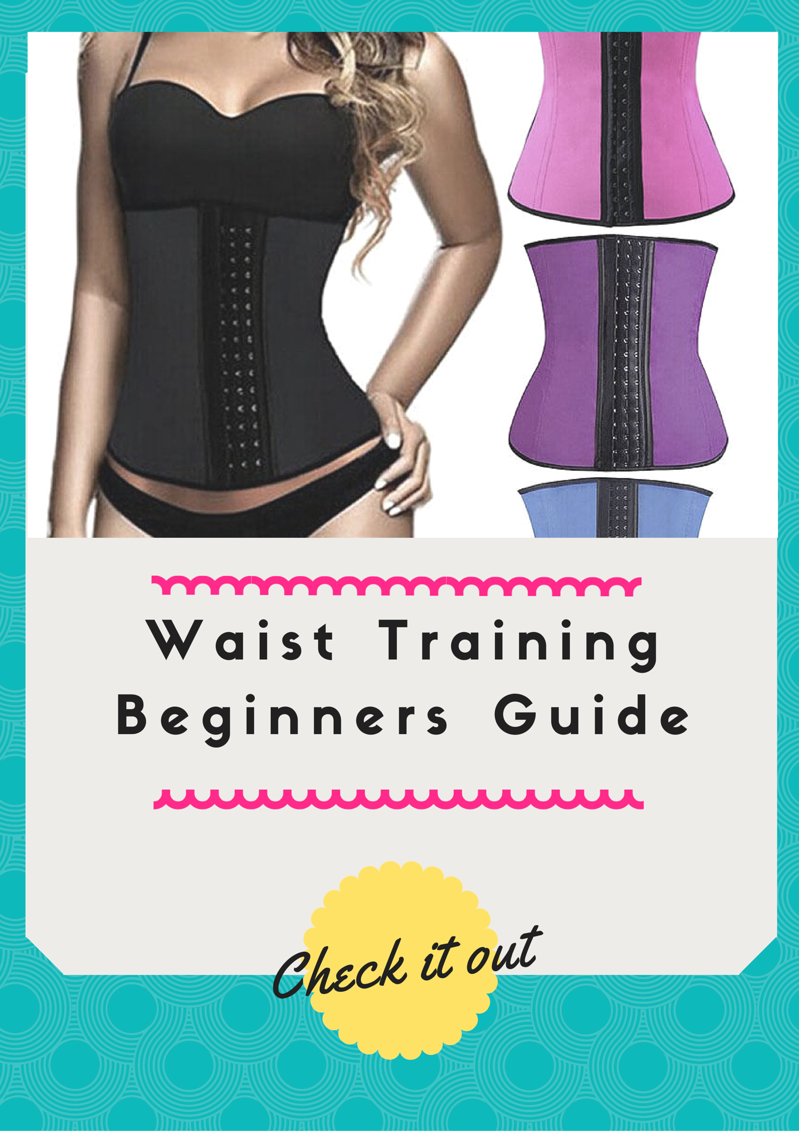 1b315d351 Getting started with waist training can be confusing. At TheCorsetCenter we  have tried everything and below we have a suggestion for the best waist  trainer ...