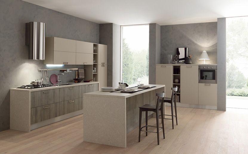 Cocinas de diseño italiano | Grupo Guijo | HABITACIONES - Cocina en ...