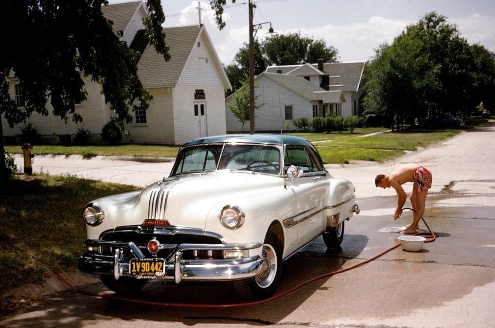 1952 Pontiac hardtop coupe Pontiac cars, Pontiac