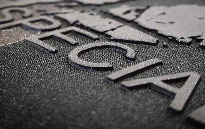 3d Rubber Printing Printing Dubai In 2019 Textile