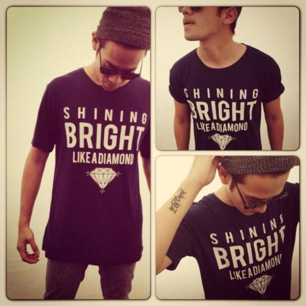 #Tara #Budiman #Shining #B... | Webstagram | T shirts for ...