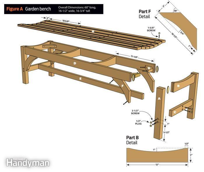 Diy Workbench Upgrades: How To Build A Garden Bench