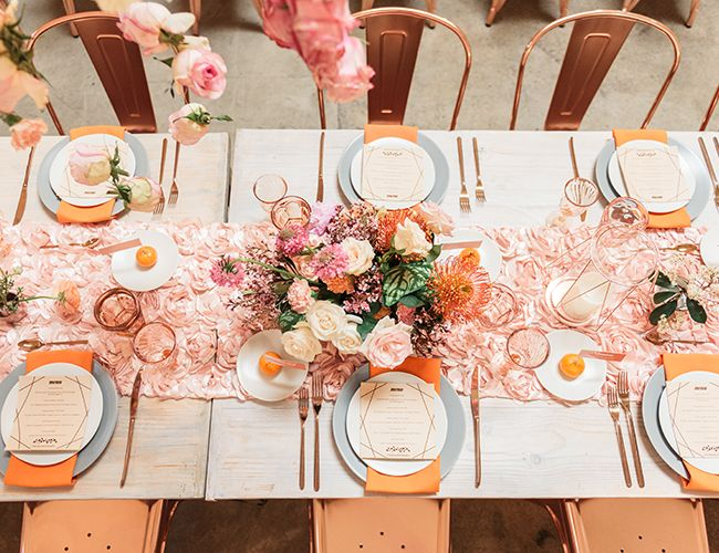 A 70s Bohemian Disco Party - Inspired By This