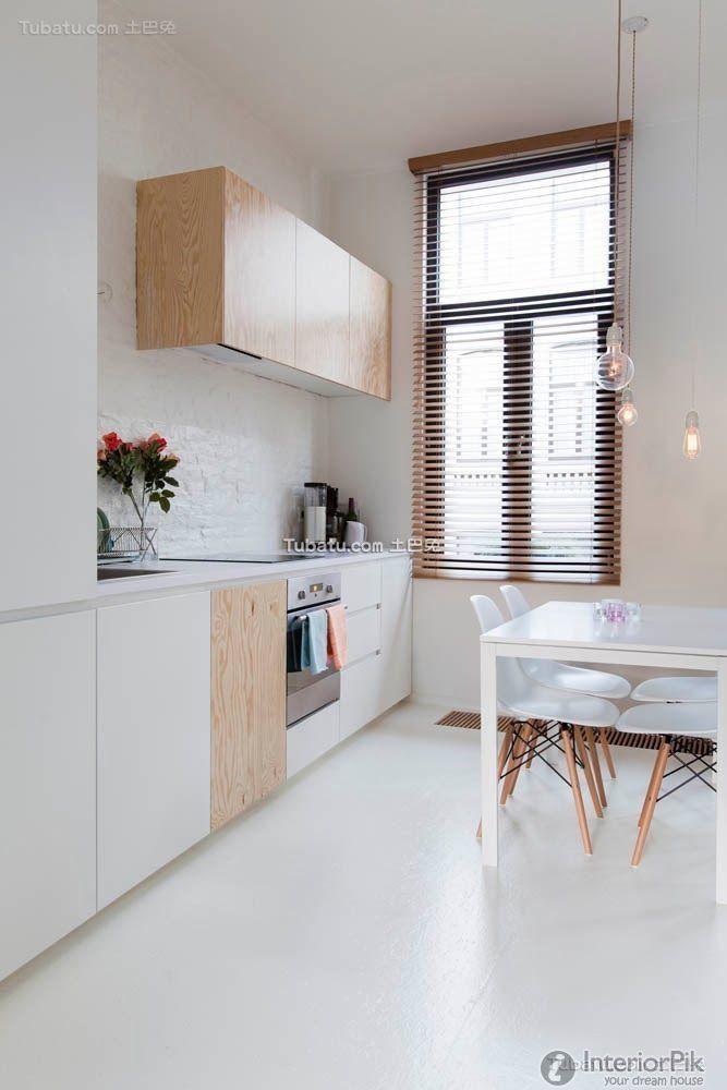 Muji Style Home Kitchen Scandinavian Kitchen Design Home Kitchens Kitchen Design