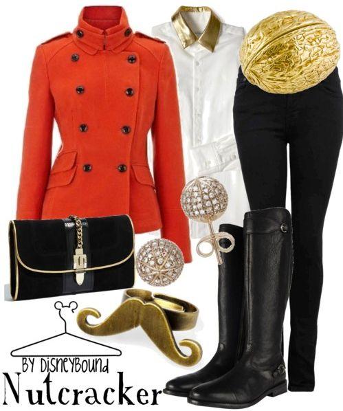 Apparently you, too, can dress like the Nutcracker!
