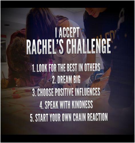 Rachel Joy Scott: My Role Model 💕