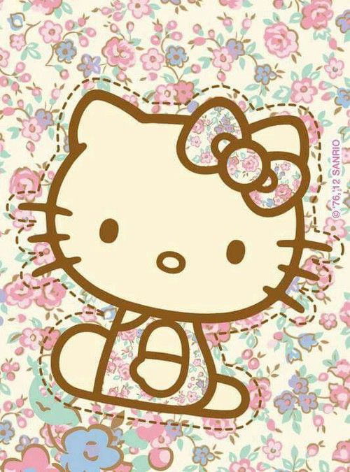 Pin By Fiqa On Kitty Home Hello Kitty Hello Kitty Backgrounds