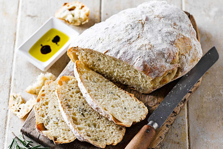 No Knead Beginner S Bread In 2020 Bbc Good Food Recipes Food No Knead Bread