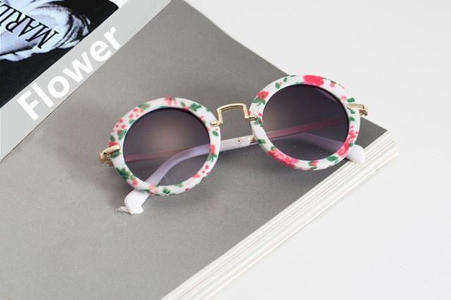 52fe98f4019e M.U.E. Classic Round Kids Sunglasses | Products | Pinterest | Kids ...