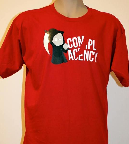 Death to Complacency T-Shirt - http://www.theshirtlist.com/death-to-complacency-t-shirt/