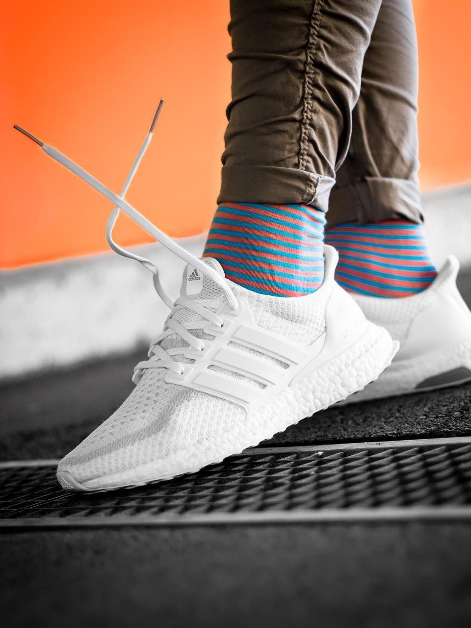brand new 02a78 c0d93 Adidas Ultra Boost 2.0 Triple White - 2016 (by ...
