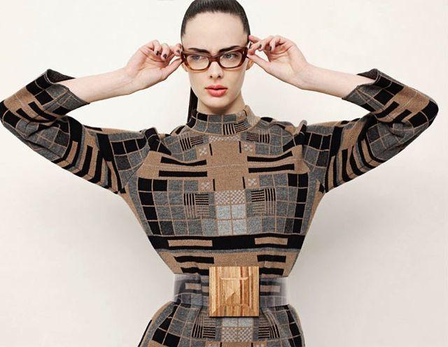 Brooke Robert's knitwear collection
