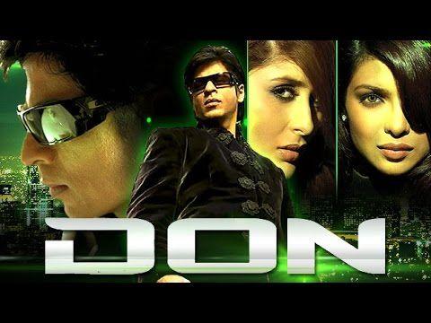 Don Full Hindi Movie Shahrukh Khan Priyanka Chopra Boman Irani Hd