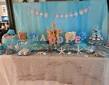 Mermaid Themed Baby Shower For Girl   Bing Images