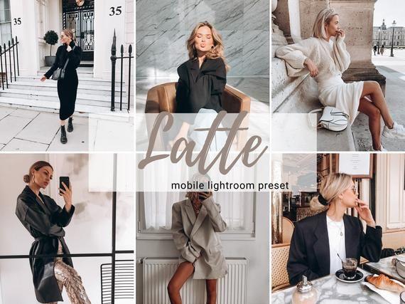 Lifestyle Lightroom Mobile and Desktop presets, DNG ...