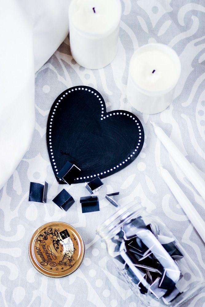 kleine geschenkideen f r valentinstag german blogger interior pinterest. Black Bedroom Furniture Sets. Home Design Ideas