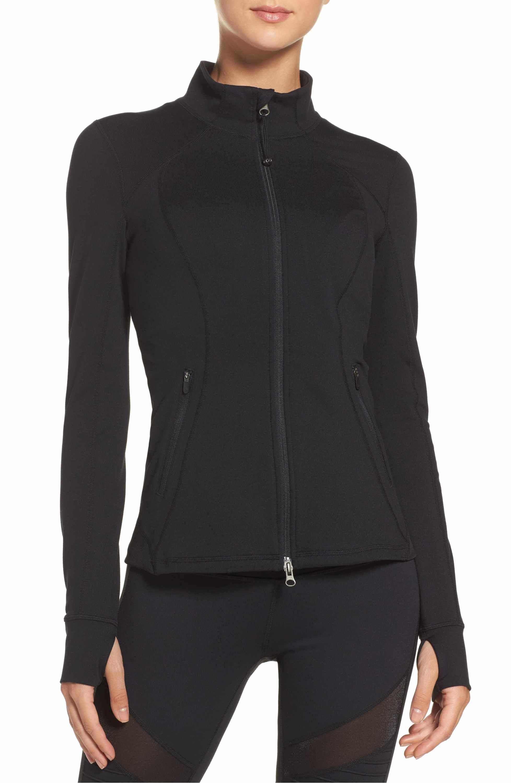 Main Image - Zella Presence Training Jacket