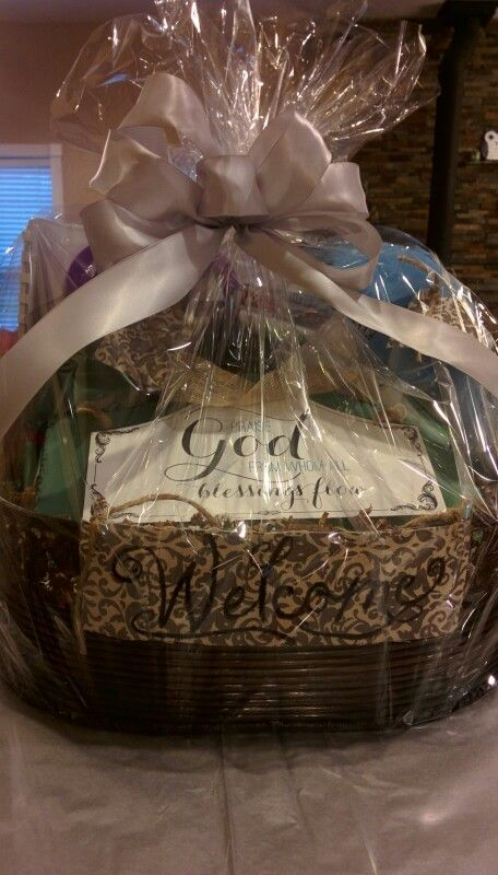 Spa Basket Gift