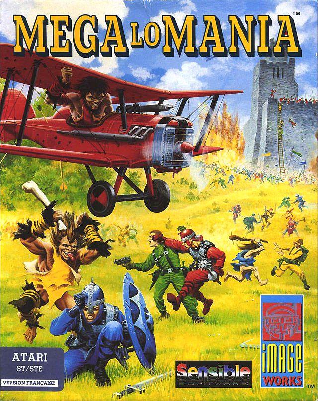 Mega Lo Mania (1991)