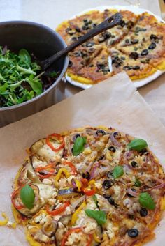 Polentová pizza, polentové hranolky a ako jesť bez lepku_časť 1_Bez mäsa_FM