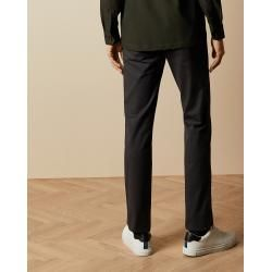 Photo of Subtly patterned trousers in slim fit Ted BakerTed Baker