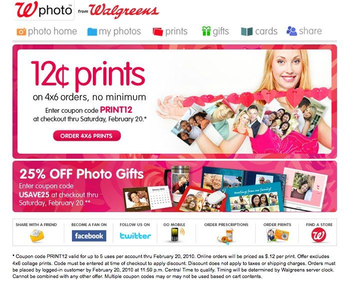 Walgreens Coupons & Coupon Codes – Walgreens could have packed 821 ...