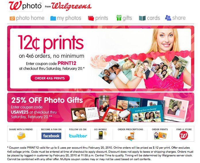 Walgreens Coupons & Coupon Codes – Walgreens could have packed 821 ...