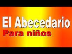 el abecedario español videos educativos para niños divertido