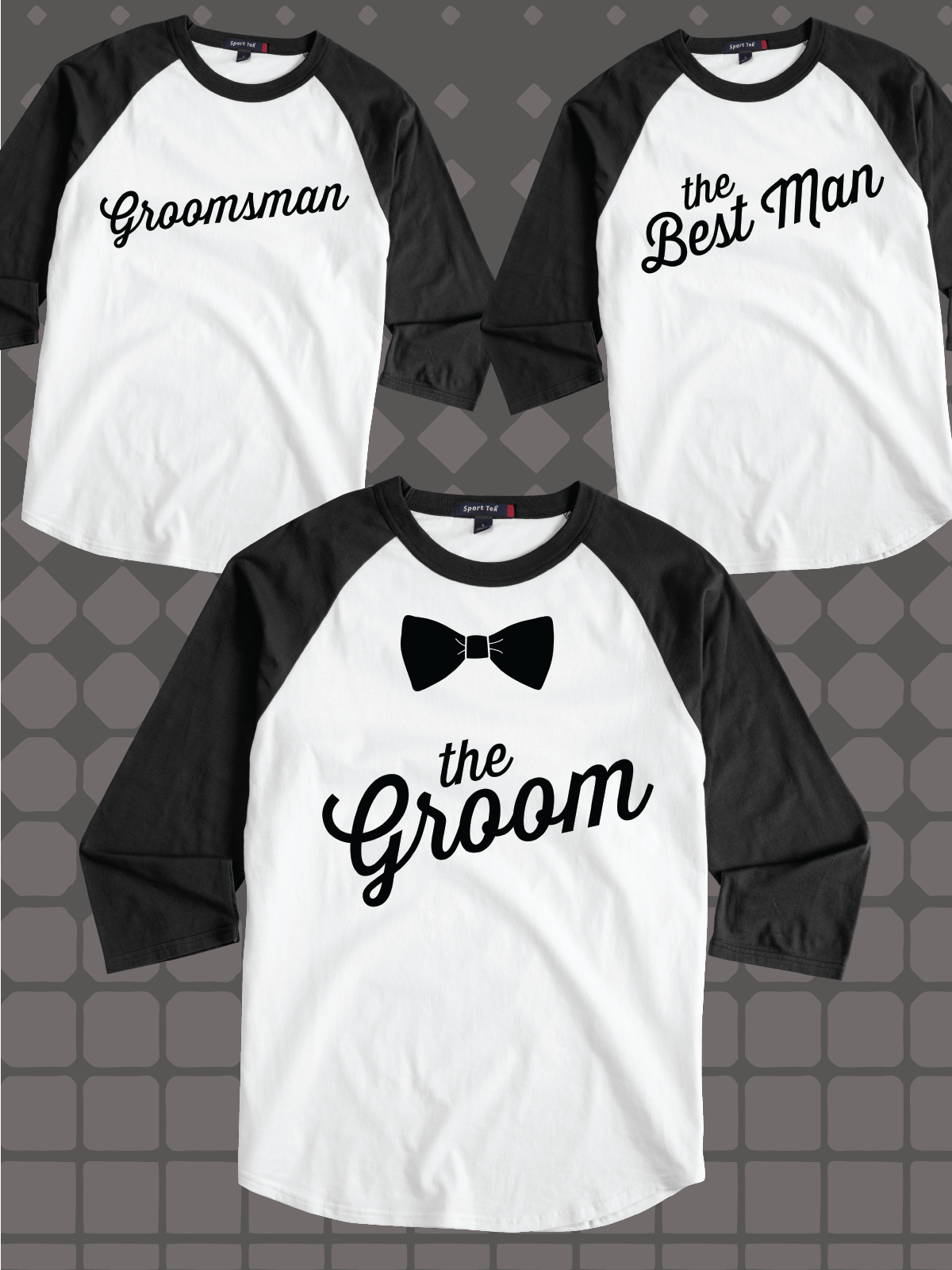 Groom Groomsman And Best Man Design Ideas For Custom Tuxedo T