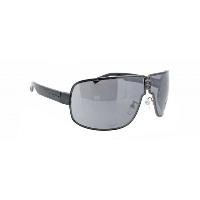 5f3363ad52e Givenchy SGV 284 - Sunglasses Black Light Grey Lenses New without case  Vintage  GIVENCHY