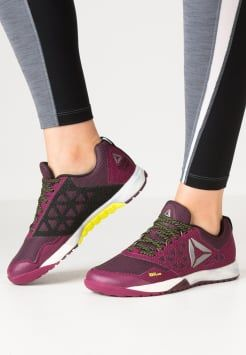Reebok CROSSFIT NANO 6.0 Sports shoes maroonberry