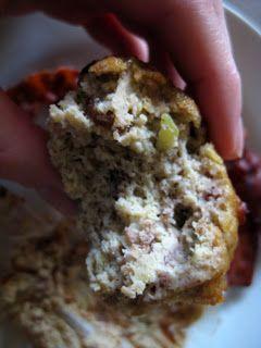 Apple Cinnamon Coconut Flour Muffins without almond flour