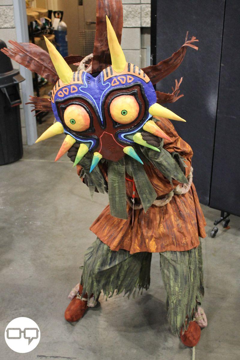 2014 Denver Comic Con: Majora's Mask | Misc. Costumes | Pinterest ...