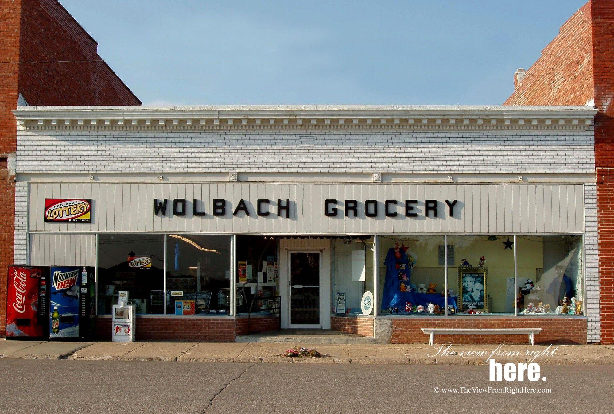 Wolbach NE – Grocery Store