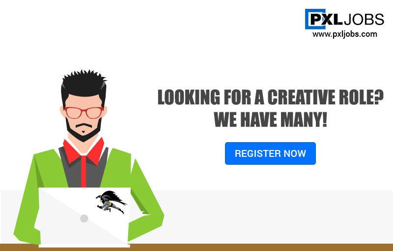 looking for creative  design role       we have many