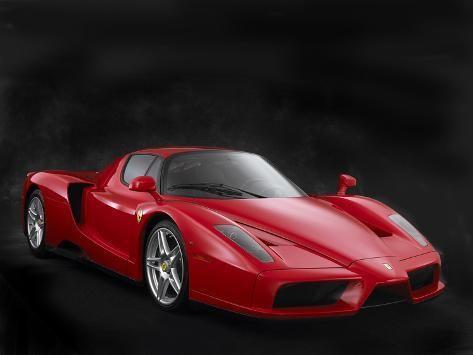 '2004 Ferrari Enzo' Photographic Print - | Art.com
