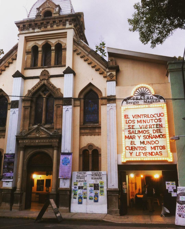 El Teatro Sergio Magaña ha vivido diferentes etapas como primero como  iglesia, después como auditorio y… | Secretaria de cultura, Mitos y  leyendas, Ciudad de méxico