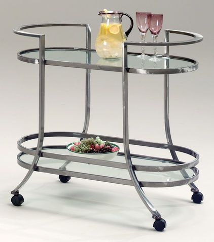 contemporary bar carts by AllModern