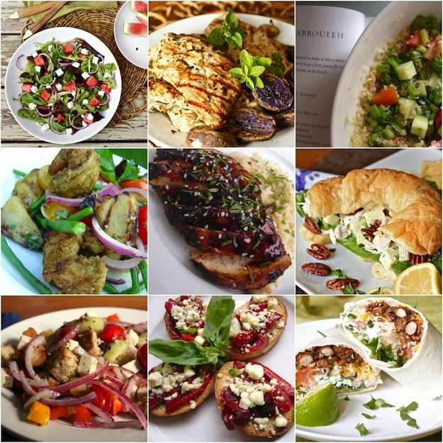 Light meals for hot nights meals food and recipes light meals for hot nights forumfinder Images