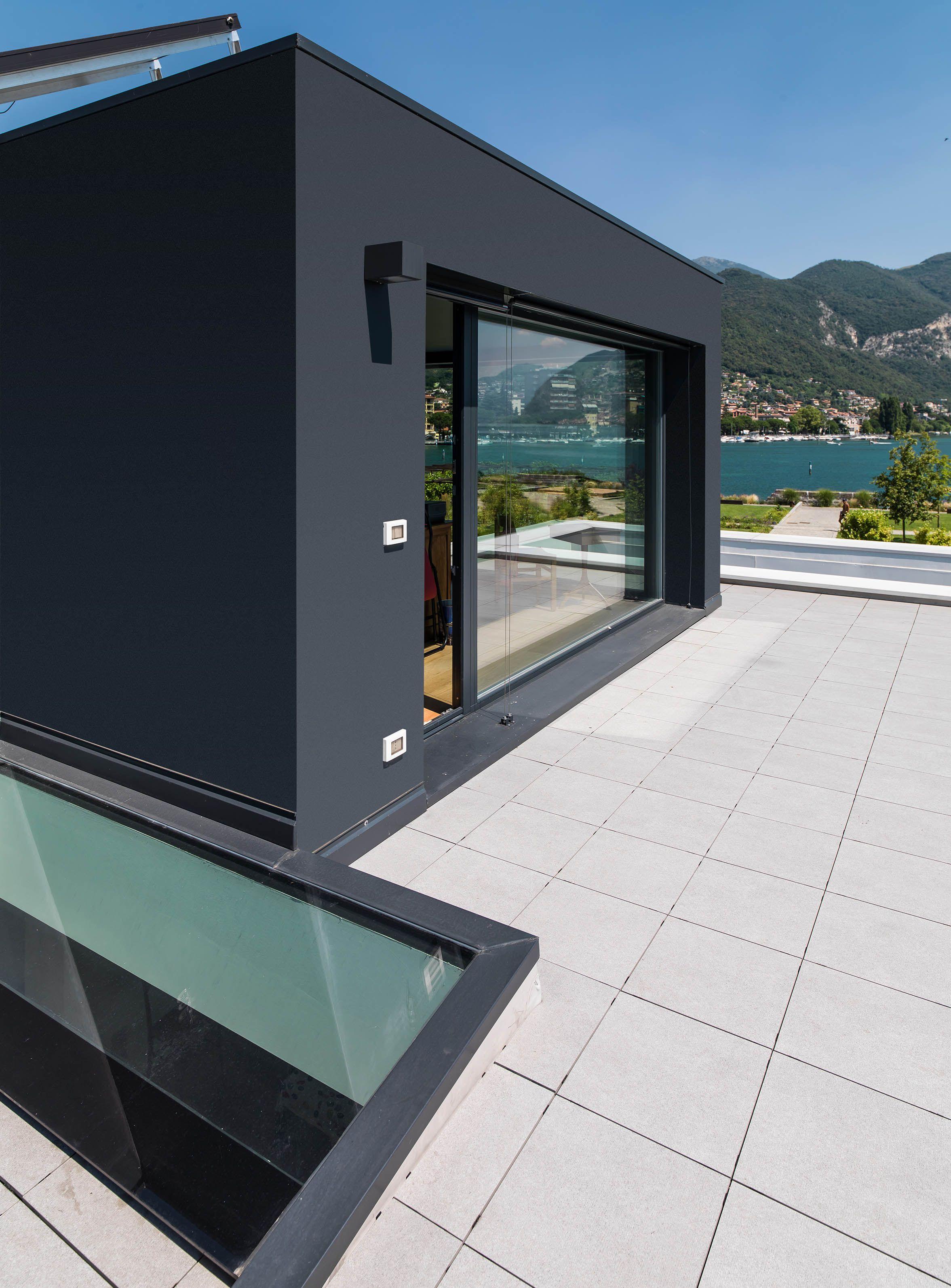Minimal contemporaneo casa rubner haus giudice for Minimal architettura