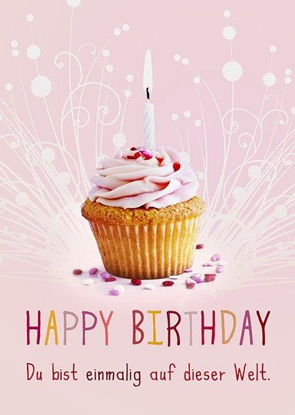 Bleib Wie Du Bist Geburtstagskarten Spruche Echte