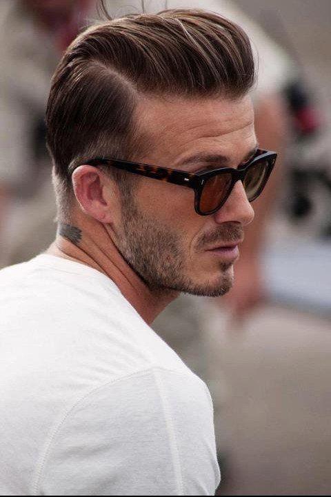 David Beckham Hairstyle Erkek Sac Modelleri Kisa Sac David Beckham