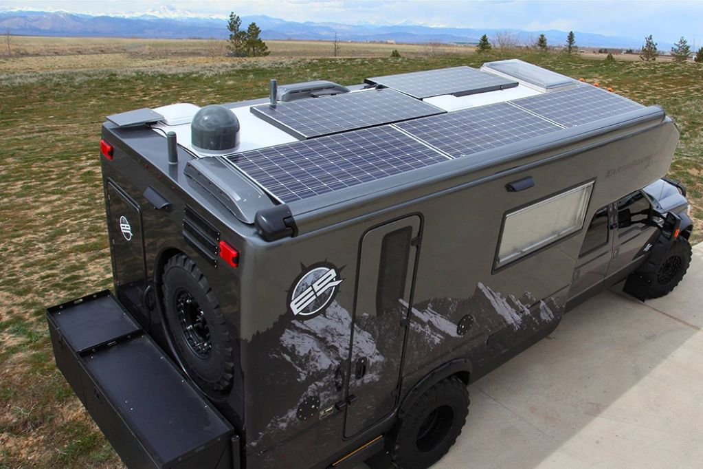 Earthroamer xvlts ford f550 expedition rv for high