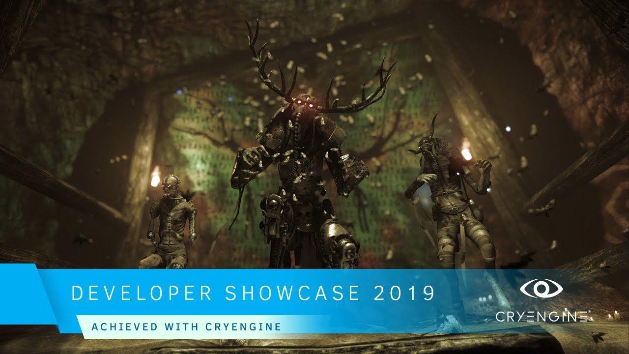 CRYENGINE Developer Showcase 2019   PC games!   Normandy ww2