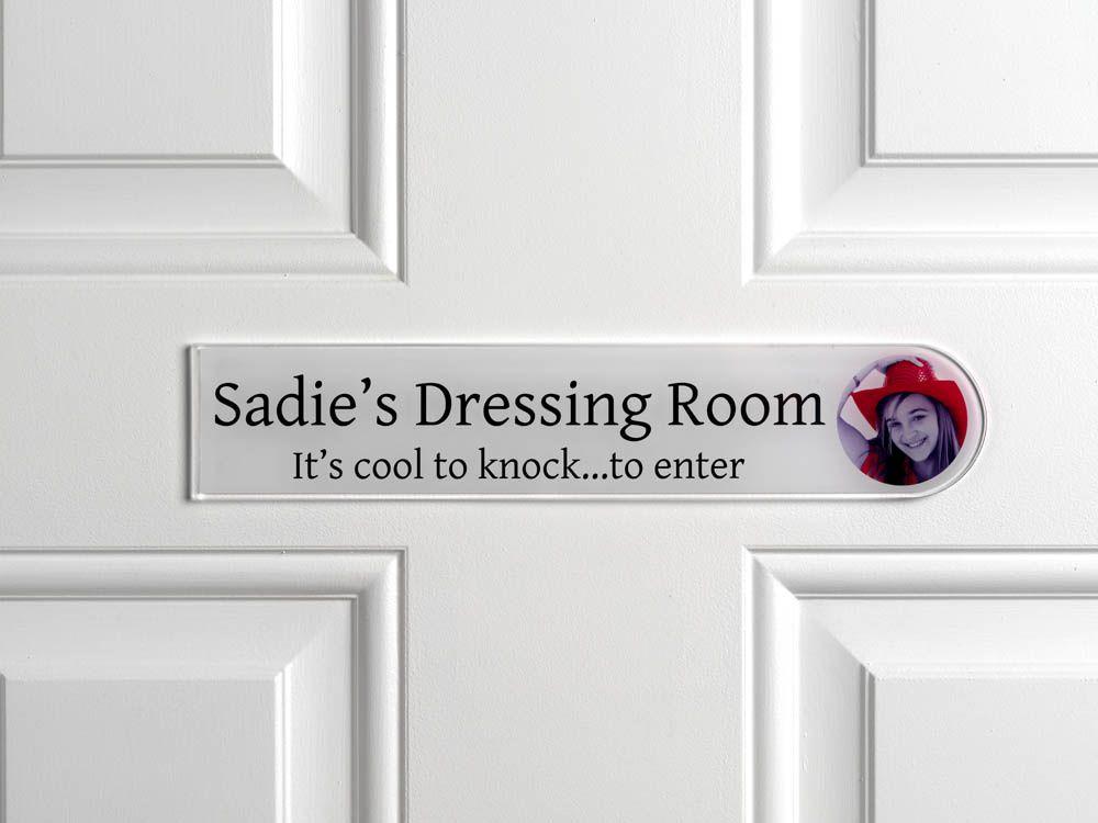 BROCK Street Sign Childrens Name Room Decal Indoor//Outdoor