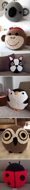 Crochet pillow pet pattern the cutest collection of ideas crochet pillow pet pattern the cutest collection of ideas bankloansurffo Choice Image