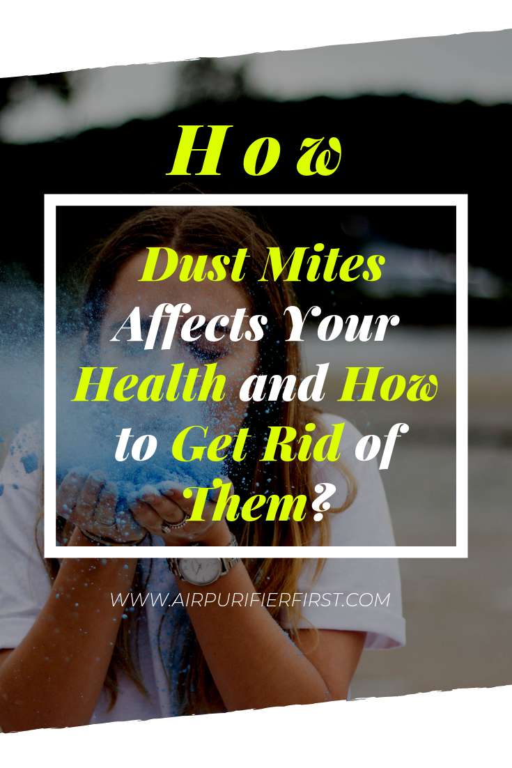 How To Eliminate Dust In The Air