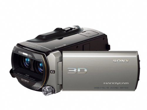 Sony Hdr Td10 High Definition 3d Handycam Camcorder With 10x